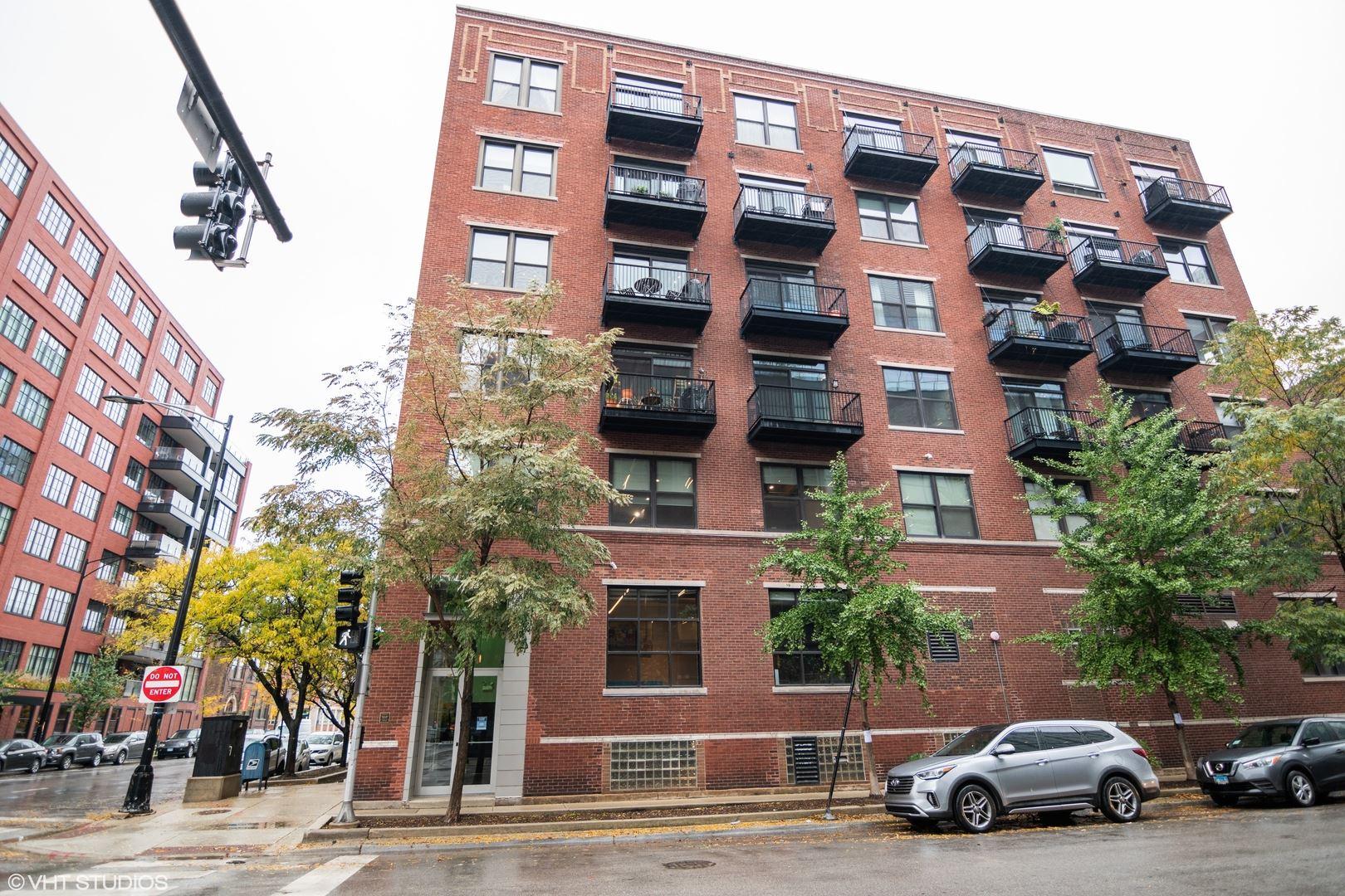 106 N Aberdeen Street #4D, Chicago, IL 60607 - #: 10996698