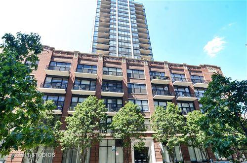 Photo of 210 S DES PLAINES Street #1407, Chicago, IL 60661 (MLS # 10944699)