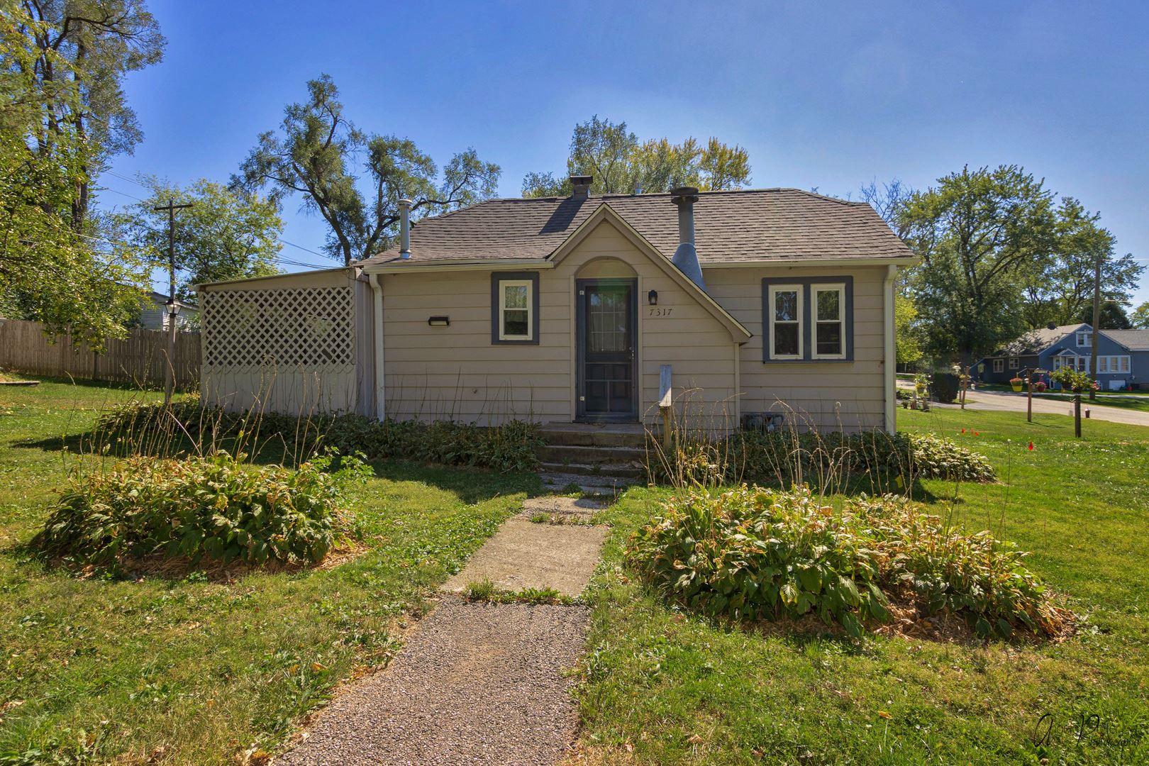 7317 N Oak Street, Wonder Lake, IL 60097 - #: 11221699