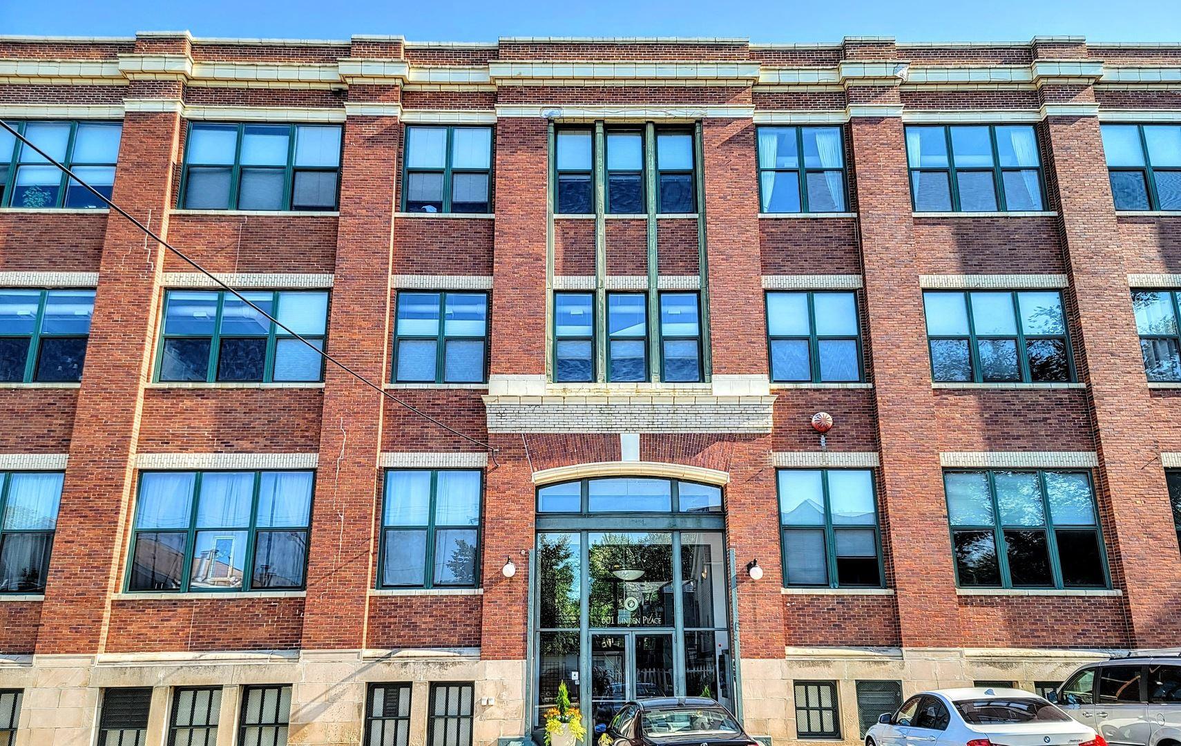 601 Linden Place #217, Evanston, IL 60202 - #: 11170700
