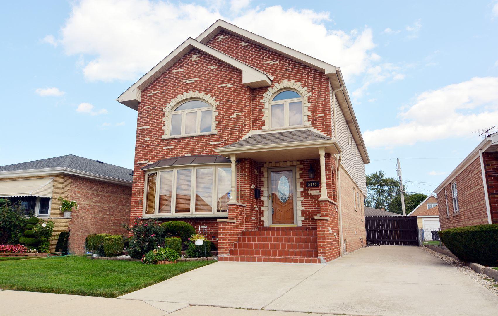 5345 S Moody Avenue, Chicago, IL 60638 - #: 11230700