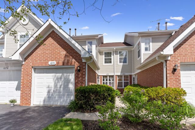 1670 Mansfield Court, Roselle, IL 60172 - MLS#: 10785701