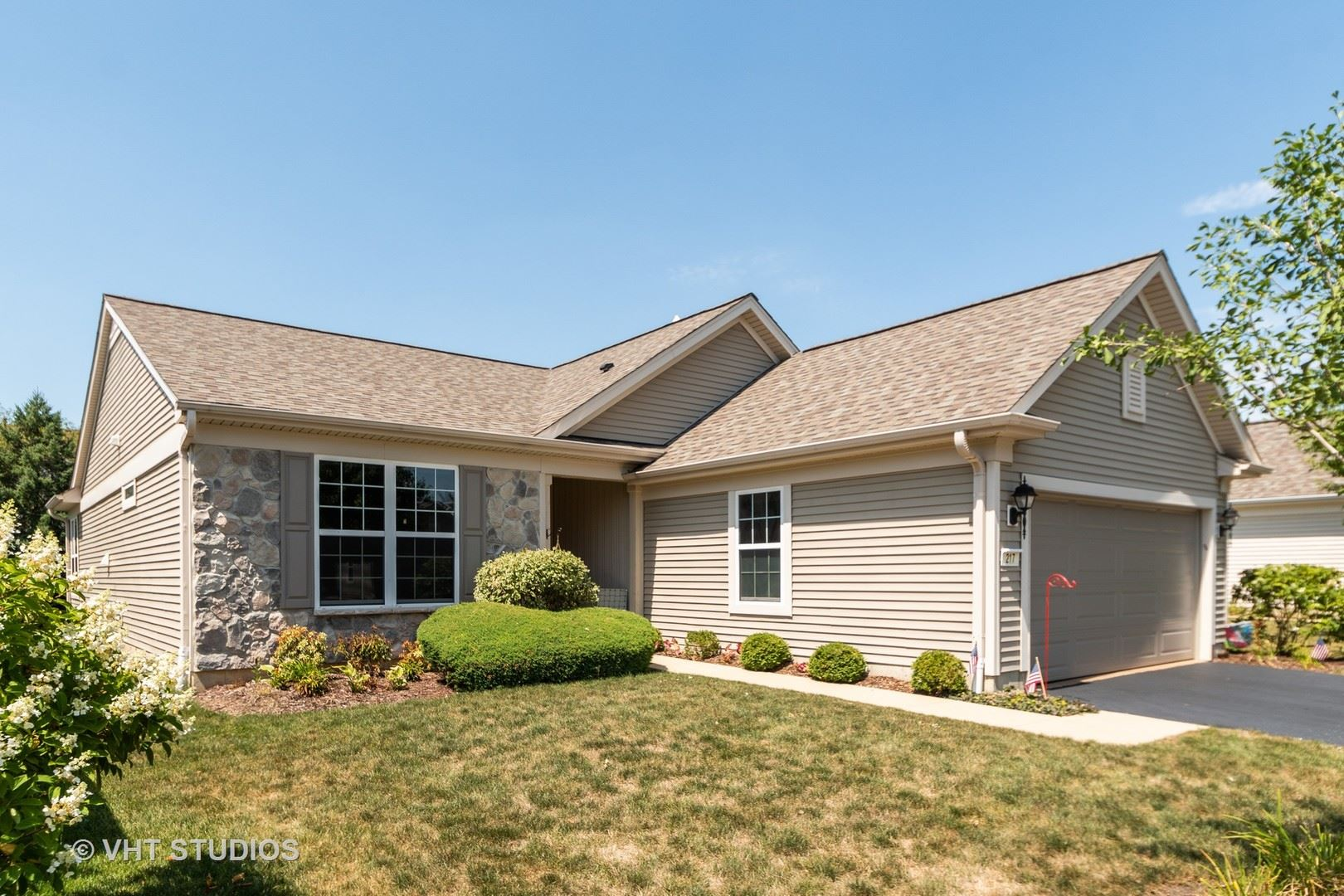Photo of 217 NATIONAL Drive, Shorewood, IL 60404 (MLS # 10819701)