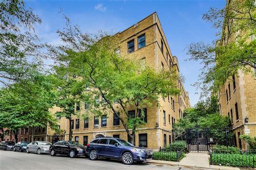 Photo of 630 W Waveland Avenue #1E, Chicago, IL 60613 (MLS # 10863702)