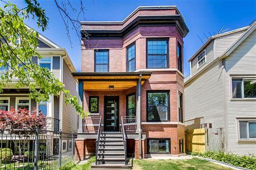 Photo of 2434 W Belle Plaine Avenue, Chicago, IL 60618 (MLS # 11120702)
