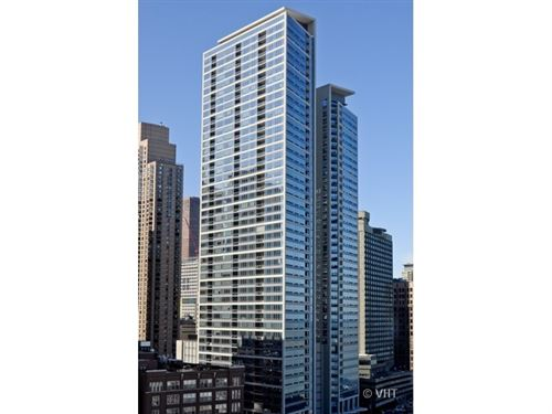Photo of 600 N LAKE SHORE Drive #2211, Chicago, IL 60610 (MLS # 11199702)