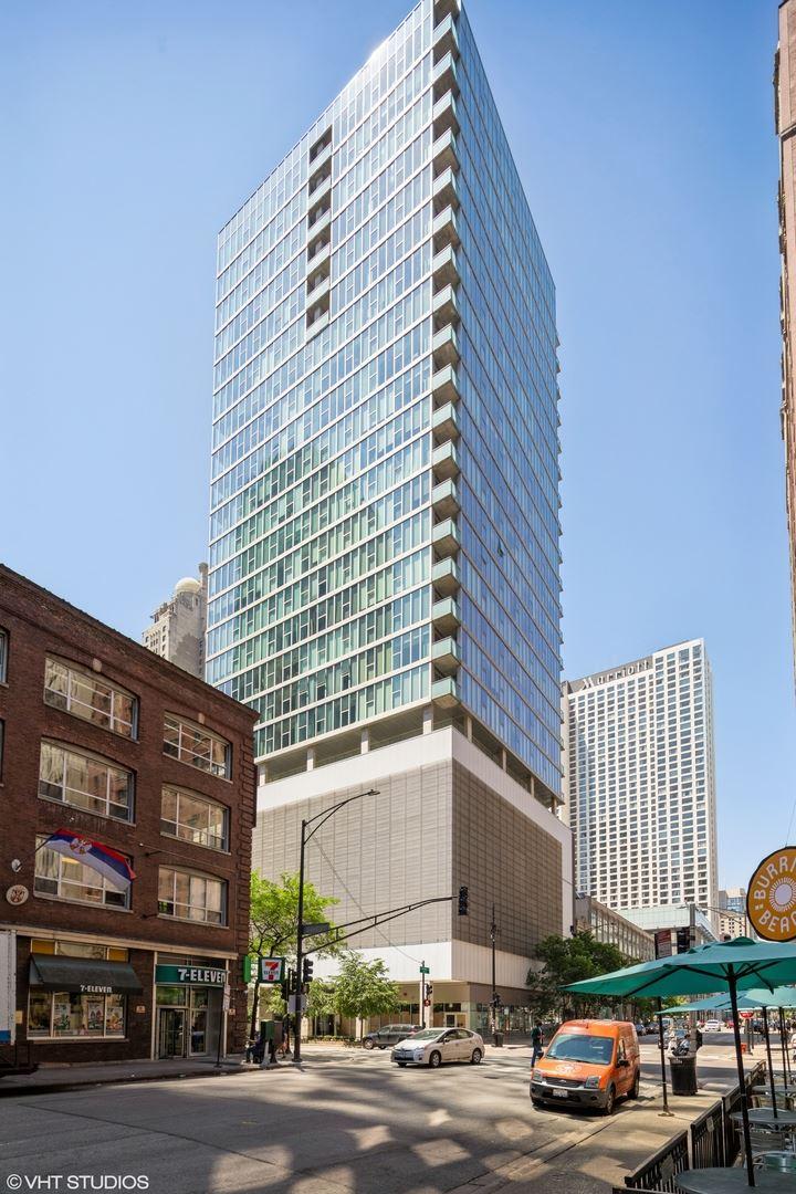 550 N Saint Clair Street #1605, Chicago, IL 60611 - #: 11211702