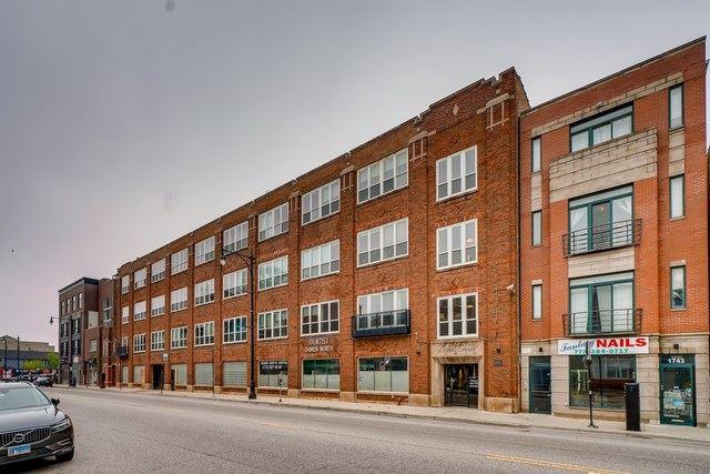 1725 W North Avenue #407, Chicago, IL 60622 - #: 10749703