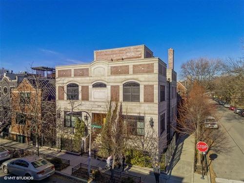 Photo of 1734 W Wabansia Avenue, Chicago, IL 60622 (MLS # 11009704)