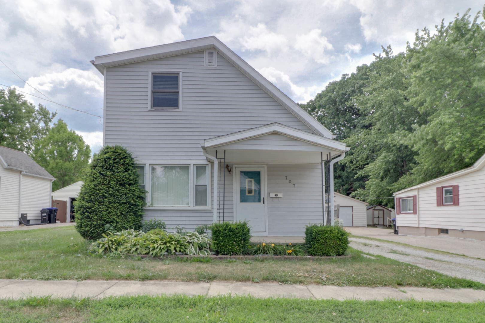 707 E Miller Street, Bloomington, IL 61701 - #: 10766704