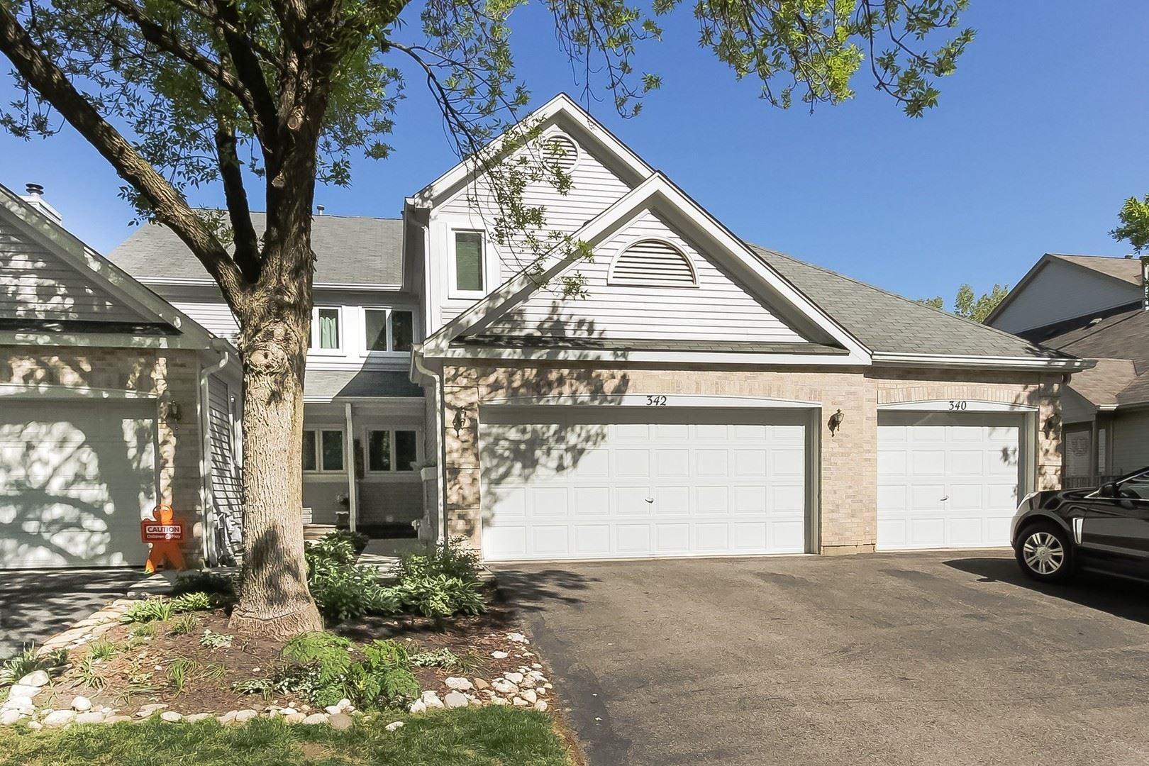 342 Bristol Lane, Fox River Grove, IL 60021 - #: 11086704