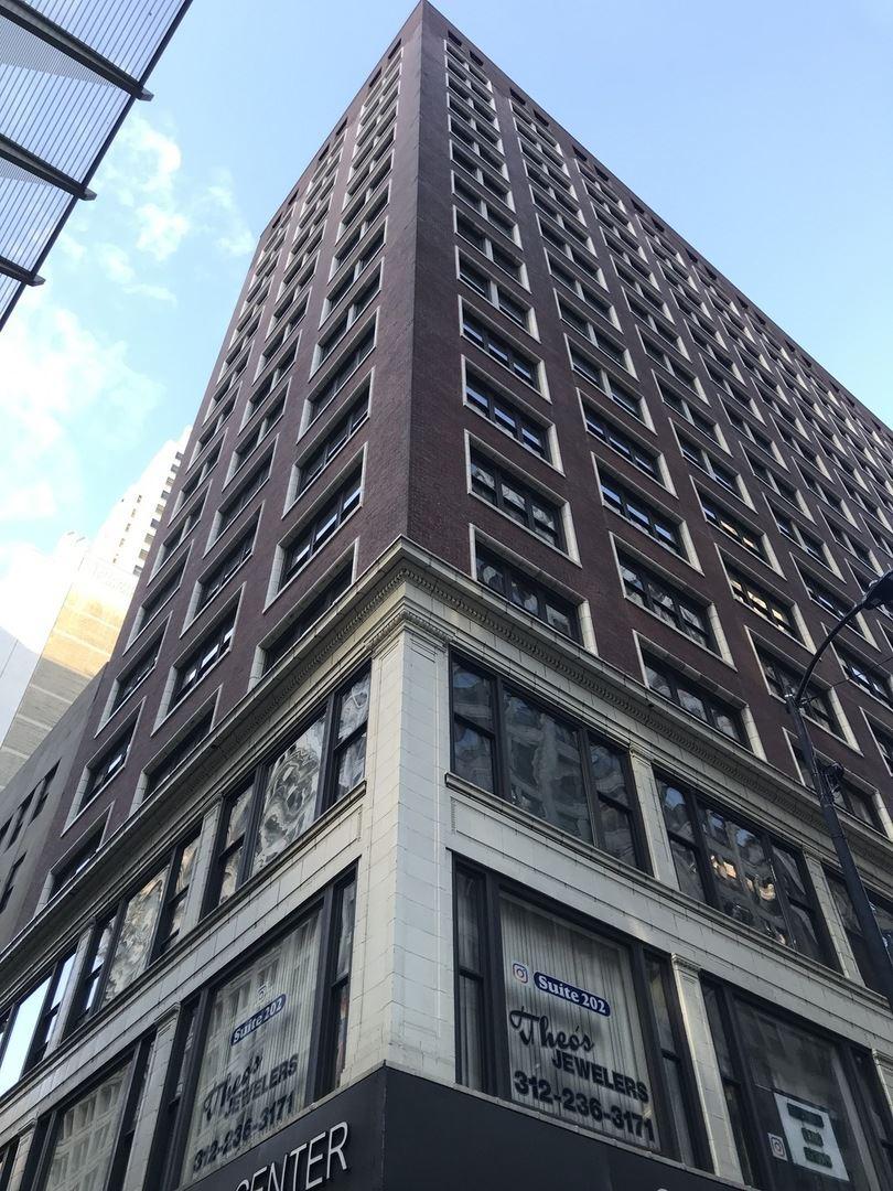 5 N WABASH Avenue #1403, Chicago, IL 60602 - #: 11222704