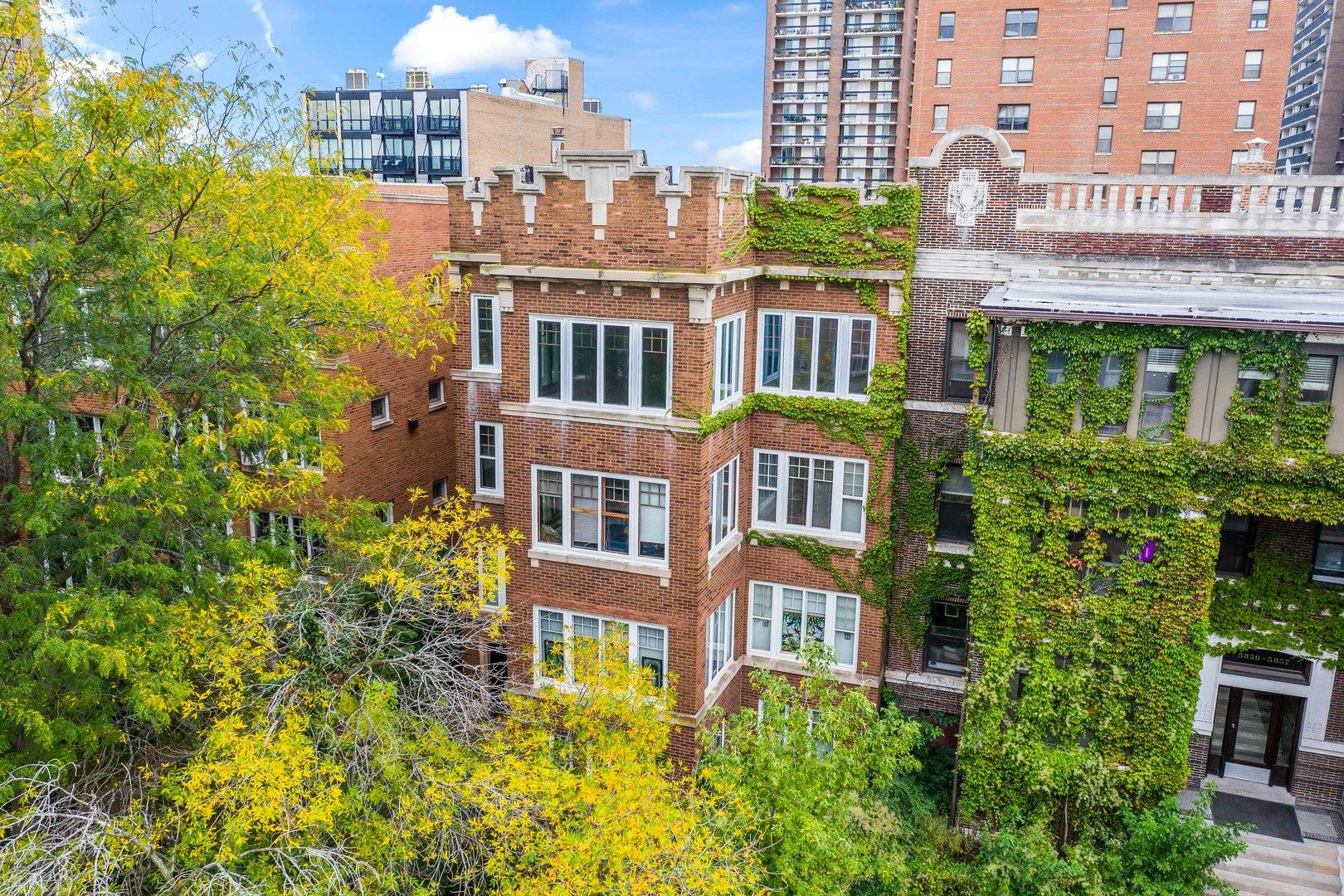 5863 N Kenmore Avenue #3, Chicago, IL 60660 - #: 11244704