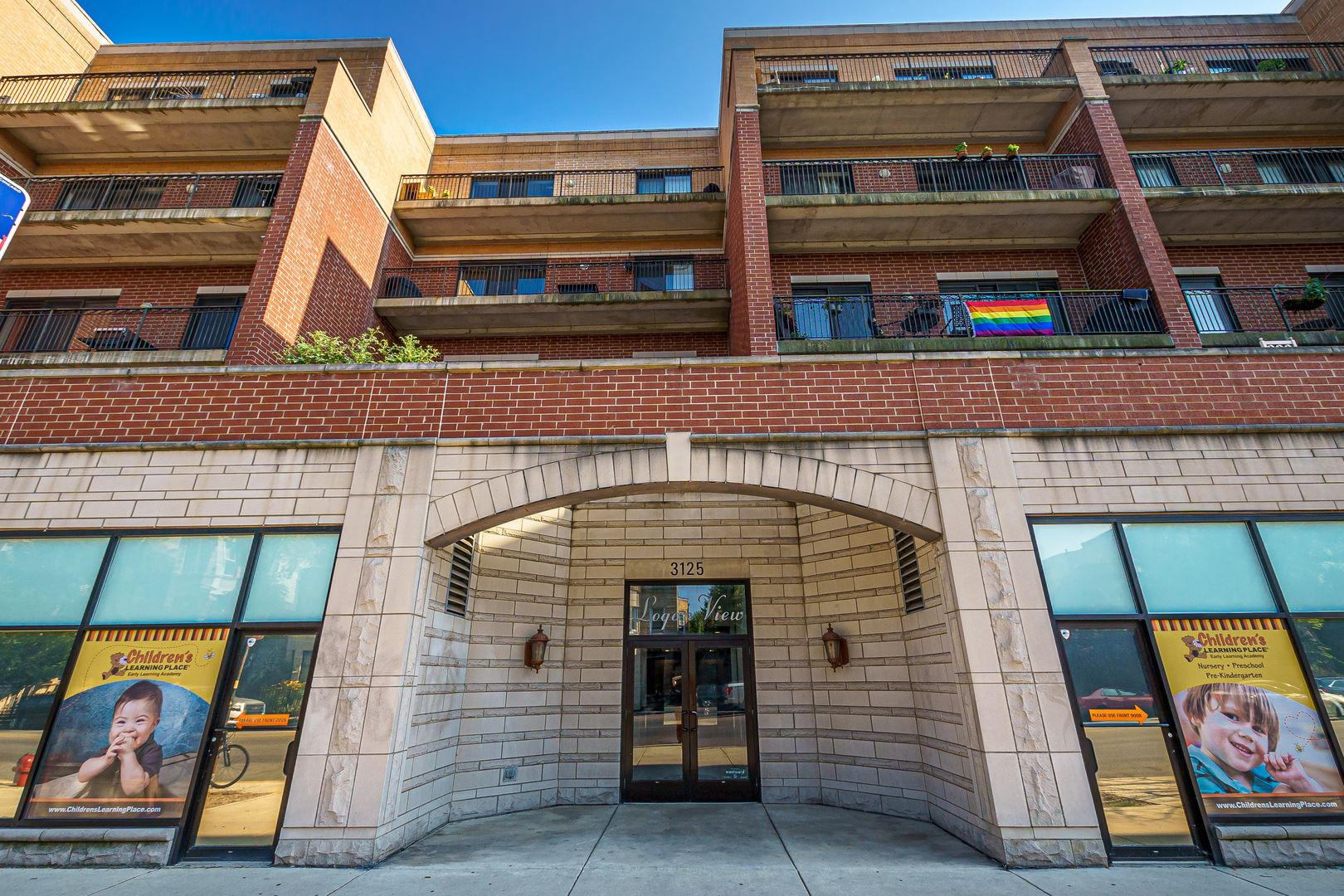 3125 W Fullerton Avenue #318, Chicago, IL 60647 - #: 10775706
