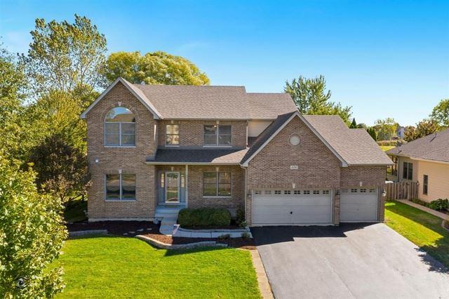 Photo of 326 Prairieview Drive, Oswego, IL 60543 (MLS # 10895709)