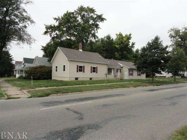 1306 and 1302 N Center Street, Bloomington, IL 61701 - #: 11172711