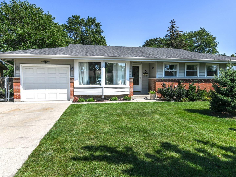 5 Ridgewood Road, Elk Grove Village, IL 60007 - #: 11186713