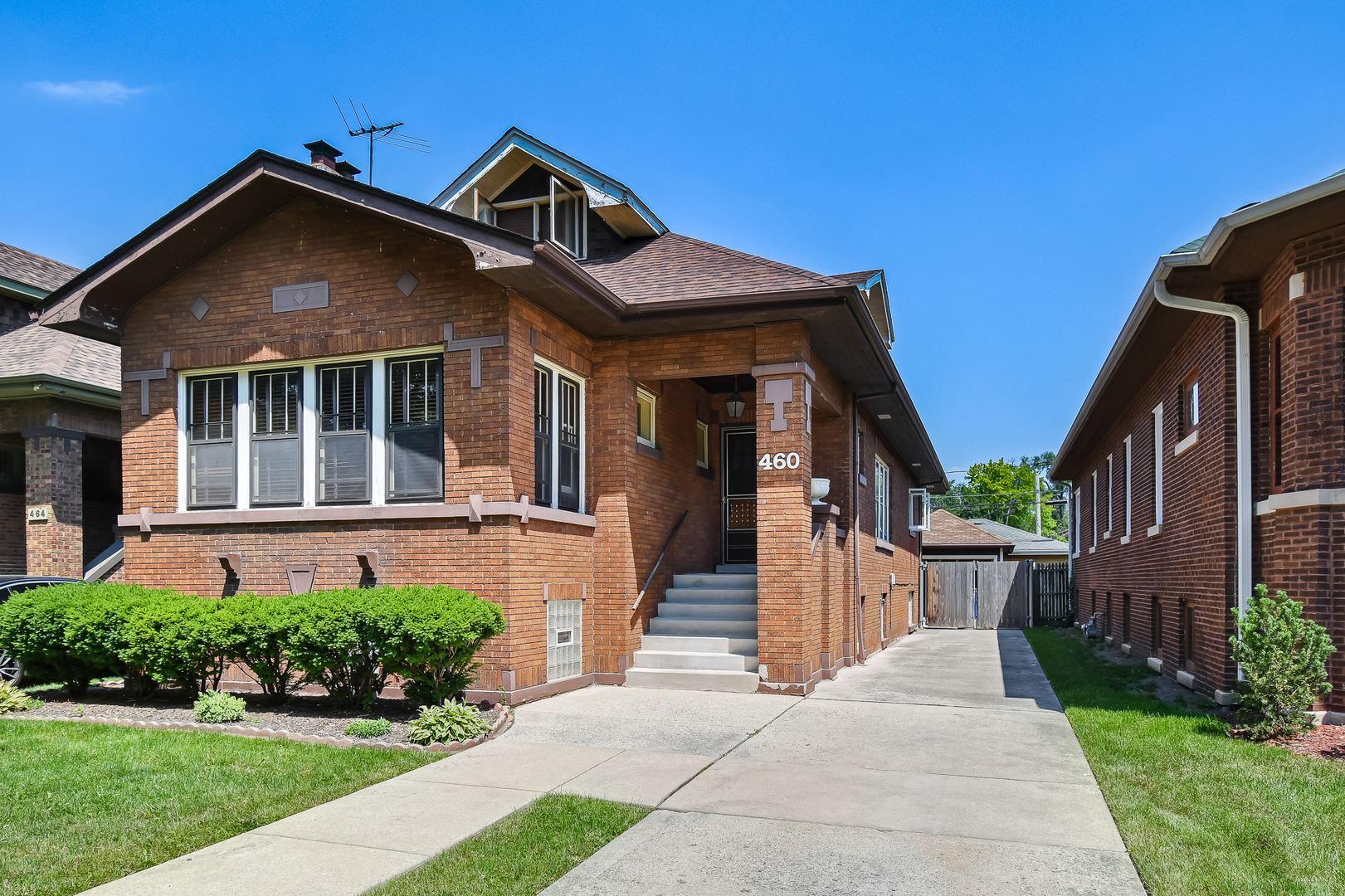 460 Lenox Street, Oak Park, IL 60302 - MLS#: 11223713