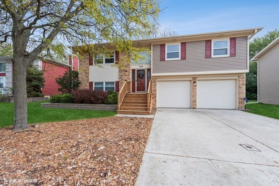 1190 Old Timber Court, Hoffman Estates, IL 60192 - #: 11250713