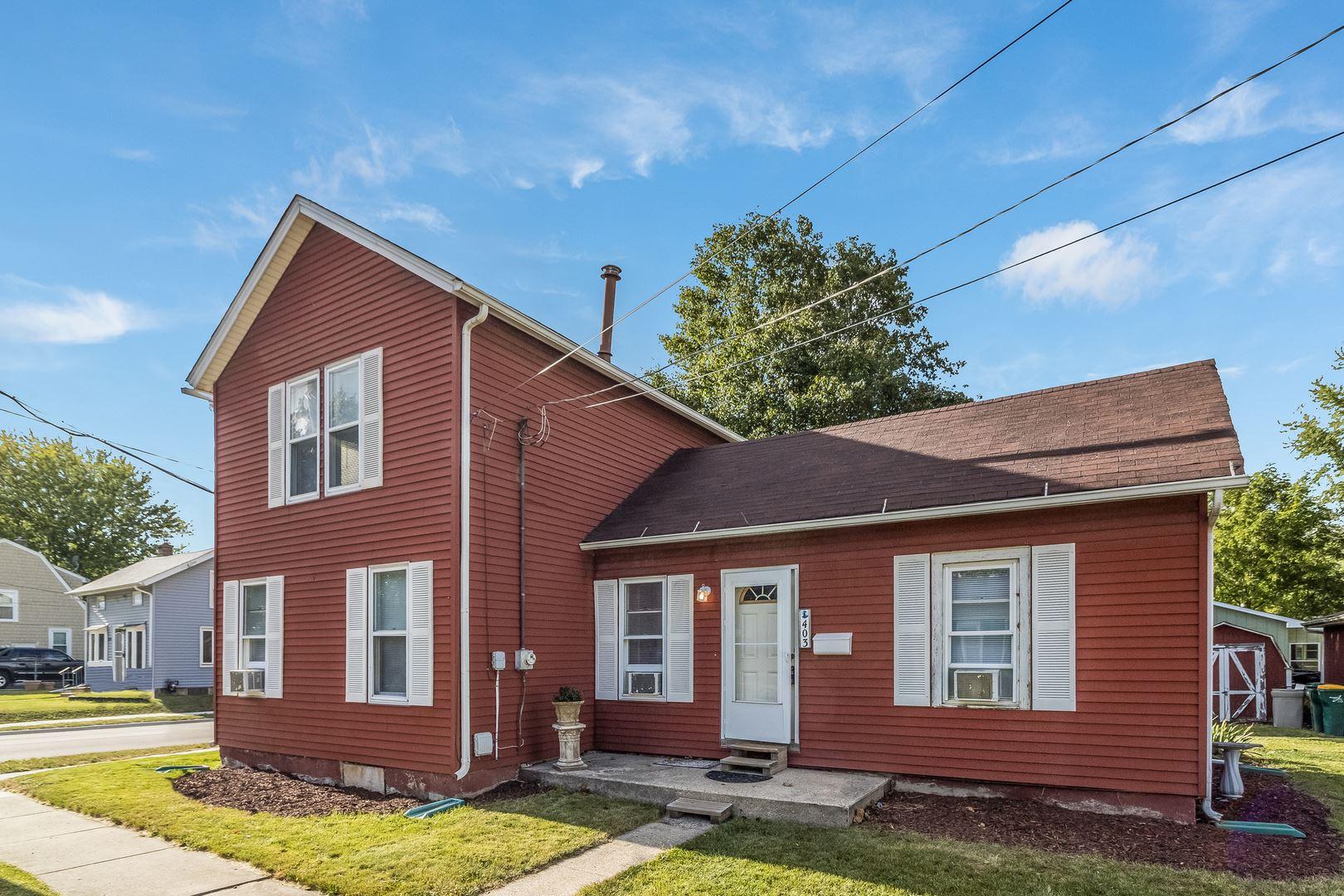 403 E Clark Street, Plano, IL 60545 - #: 11184714