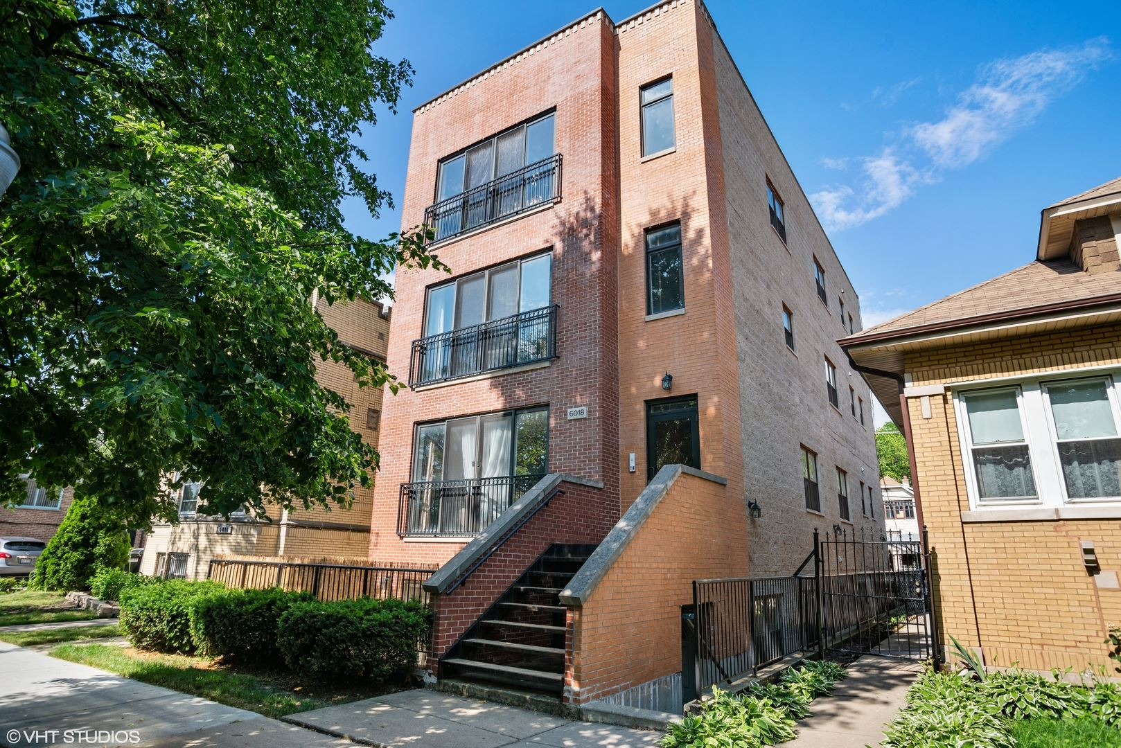 6018 N ROCKWELL Street #3, Chicago, IL 60659 - #: 11194714