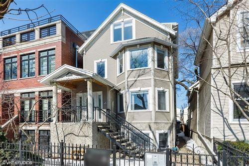 Photo of 1518 W Oakdale Avenue #1, Chicago, IL 60657 (MLS # 11007715)