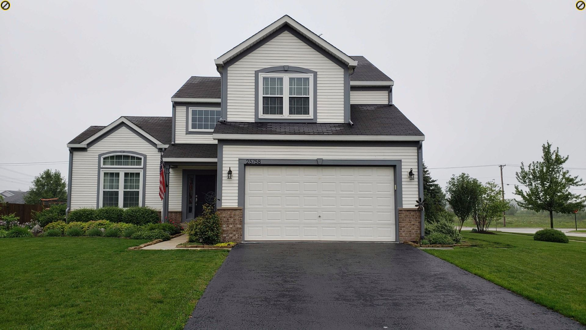 25758 S Basswood Road, Channahon, IL 60410 - #: 11162716