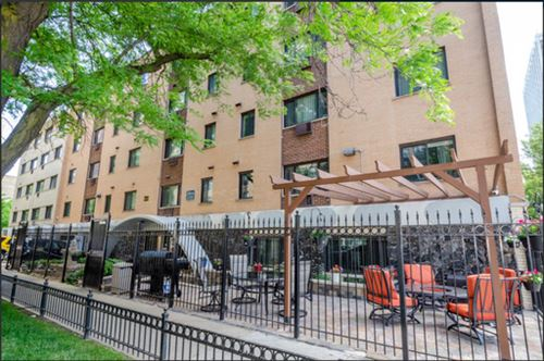 Photo of 6201 N Kenmore Avenue #203, Chicago, IL 60660 (MLS # 11059717)