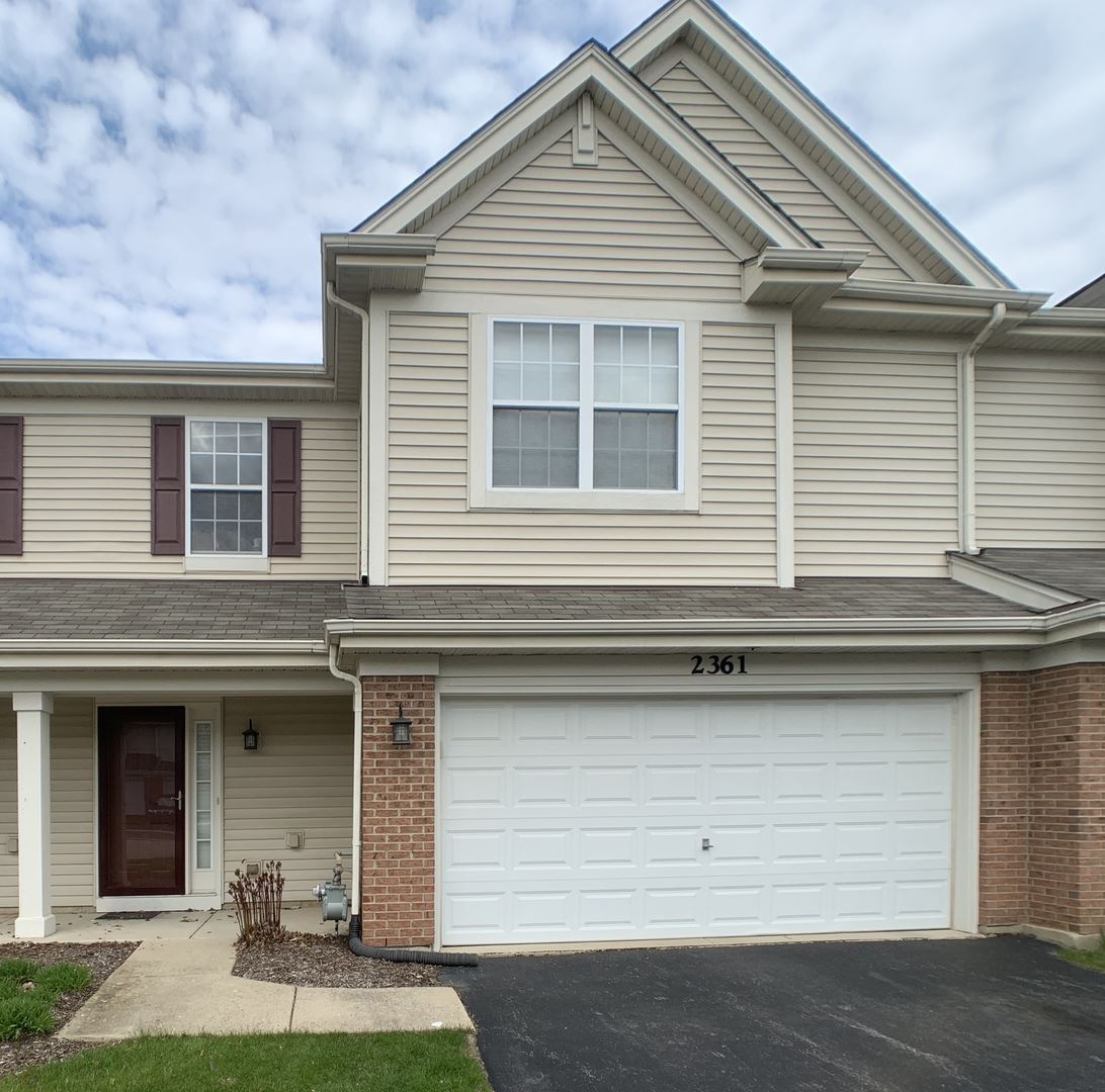 2361 CLAREMONT Lane #2361, Lake in the Hills, IL 60156 - #: 10696717