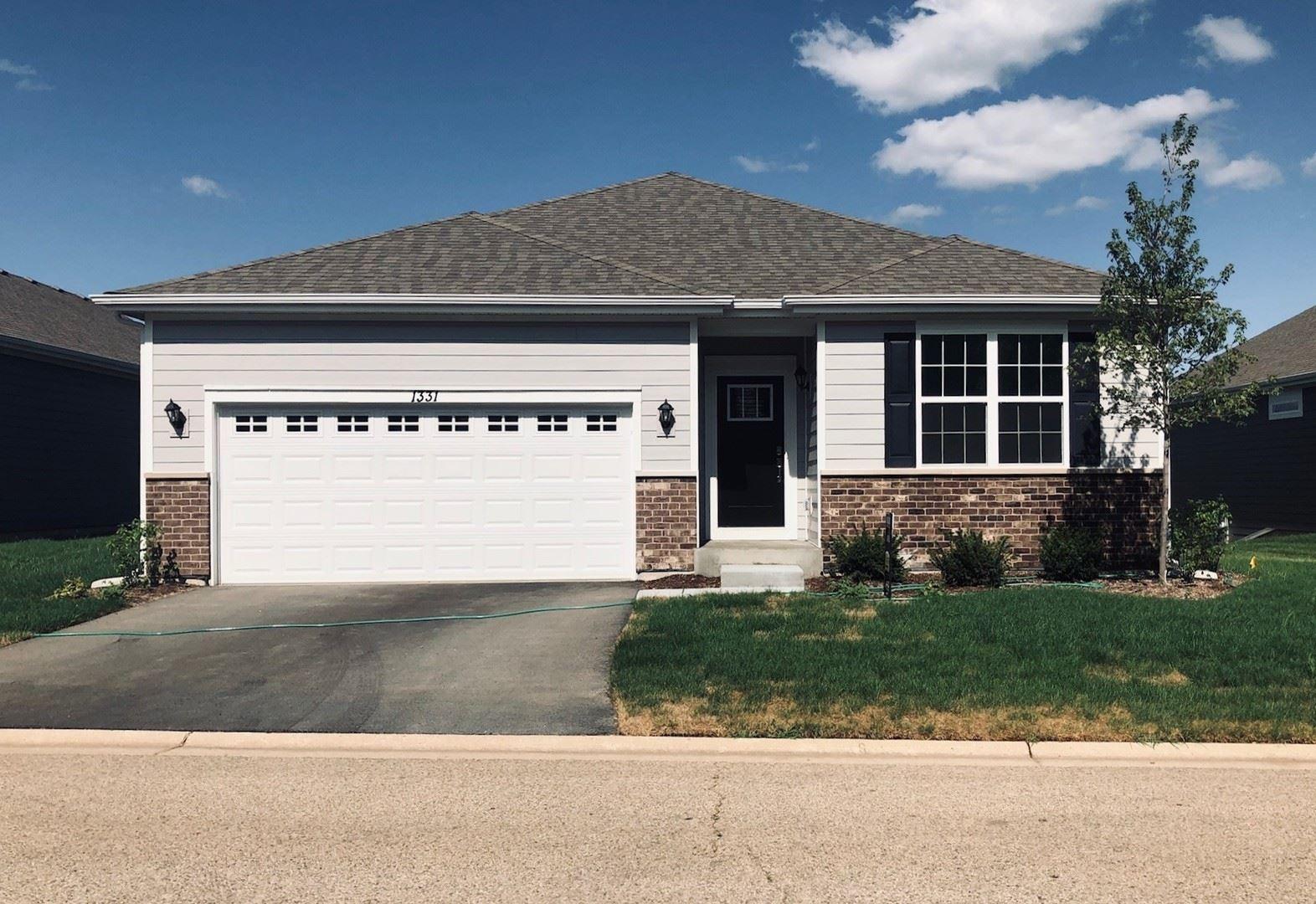 1331 Redtail Lane, Woodstock, IL 60098 - #: 10819717