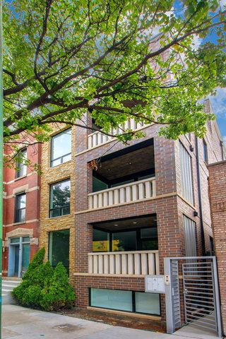 513 N May Street #1, Chicago, IL 60642 - #: 10607718