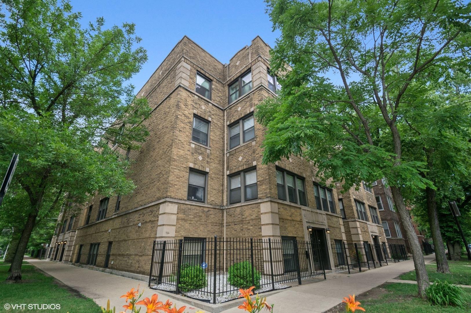 1522 W Addison Street #2, Chicago, IL 60613 - #: 10762718