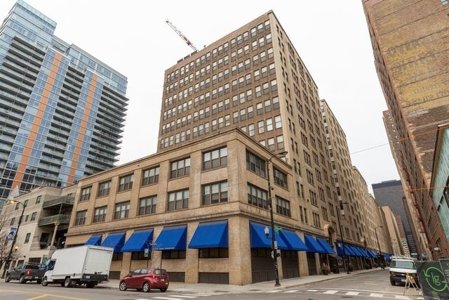 780 S Federal Street #704, Chicago, IL 60605 - #: 10652719