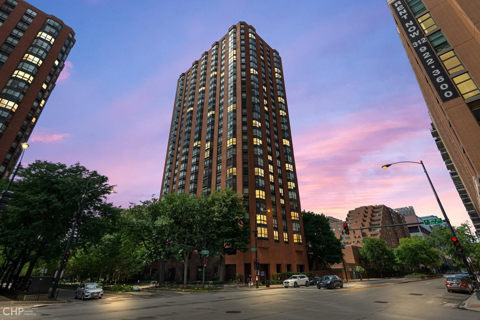 899 S PLYMOUTH Court #608, Chicago, IL 60605 - MLS#: 10793719