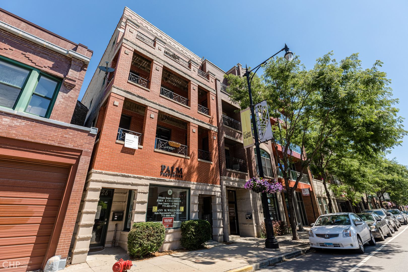 1726 W Belmont Avenue #3, Chicago, IL 60657 - #: 10773720
