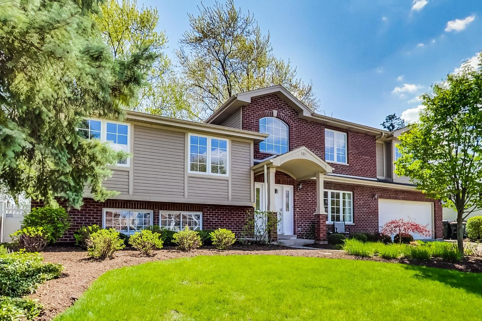 1011 W ALLEGHANY Drive, Arlington Heights, IL 60004 - #: 10776720