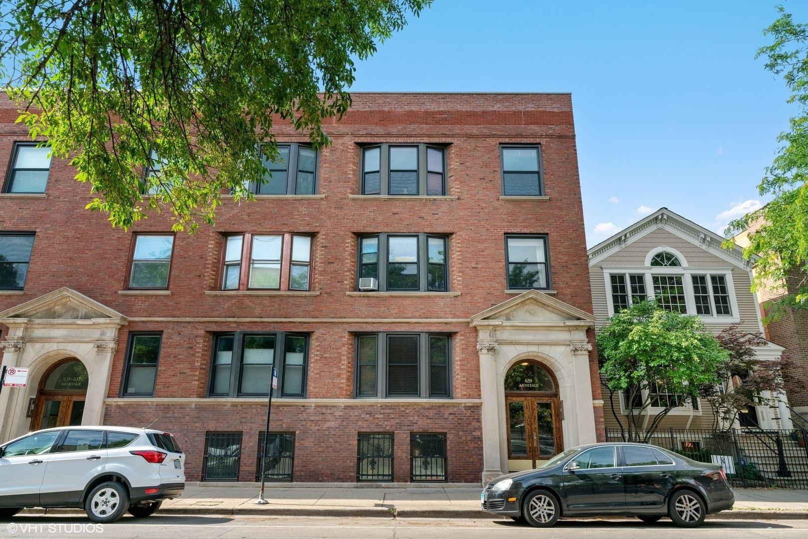 639 W Armitage Avenue #2, Chicago, IL 60614 - #: 11127721