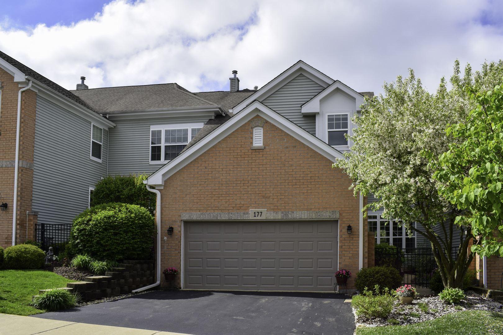 177 PARTRIDGE Lane, Bartlett, IL 60103 - #: 10727722