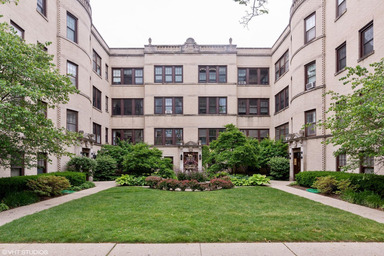 902 Greenwood Street #1S, Evanston, IL 60201 - #: 10758722