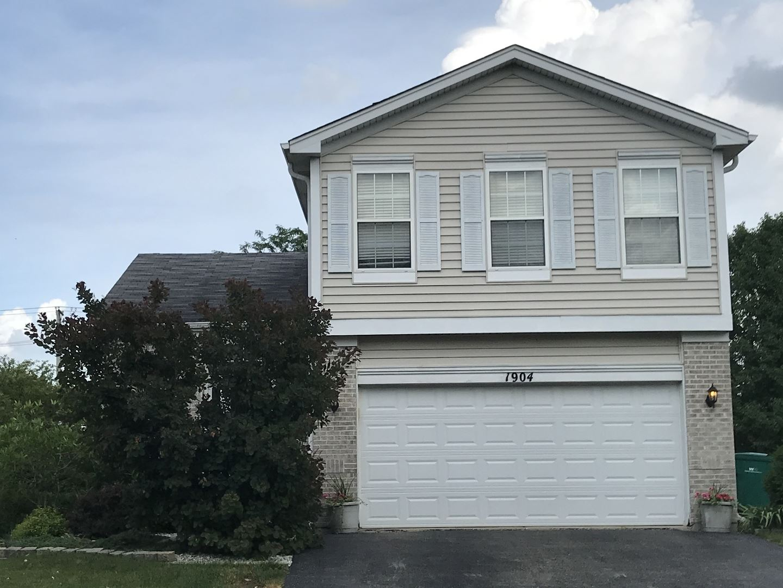1904 STEWARD Lane, Plainfield, IL 60586 - #: 10762722