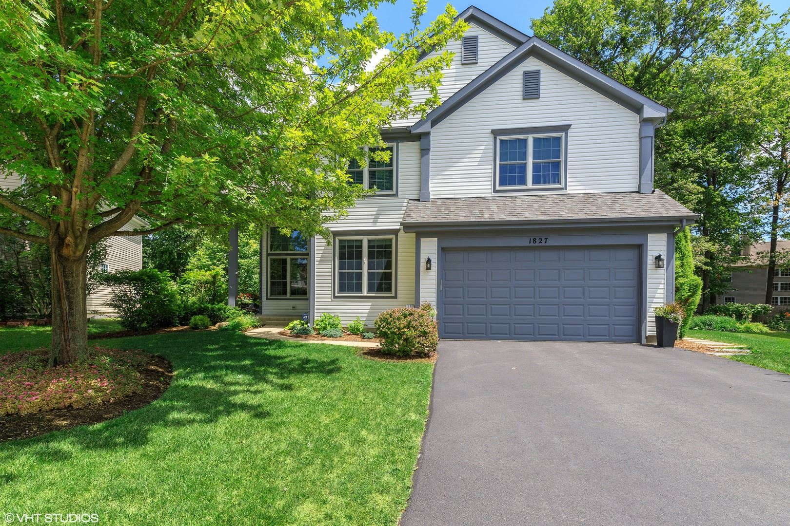 1827 S Waxwing Lane, Libertyville, IL 60048 - #: 10782722