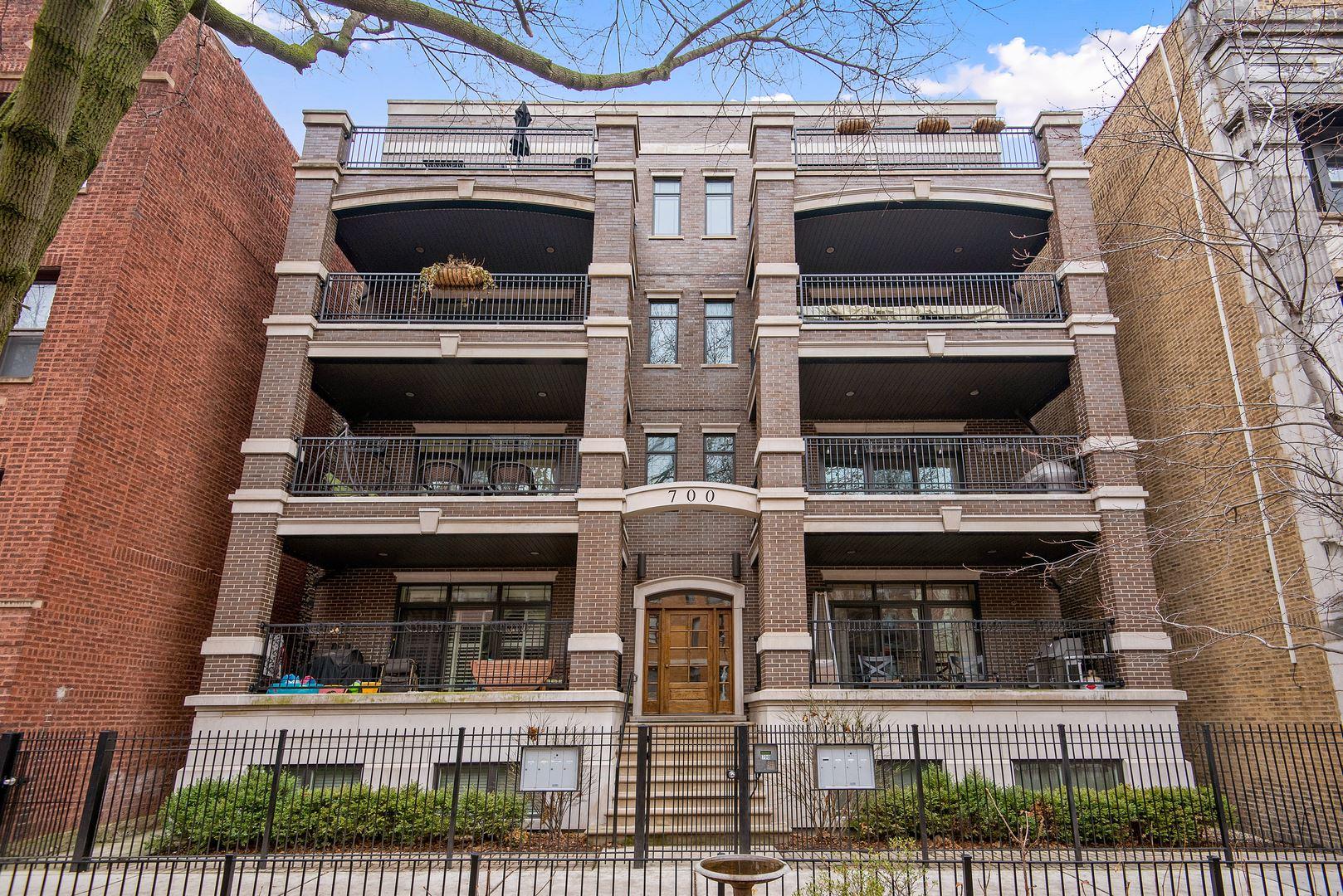 700 W Barry Avenue #1E, Chicago, IL 60657 - #: 11210722