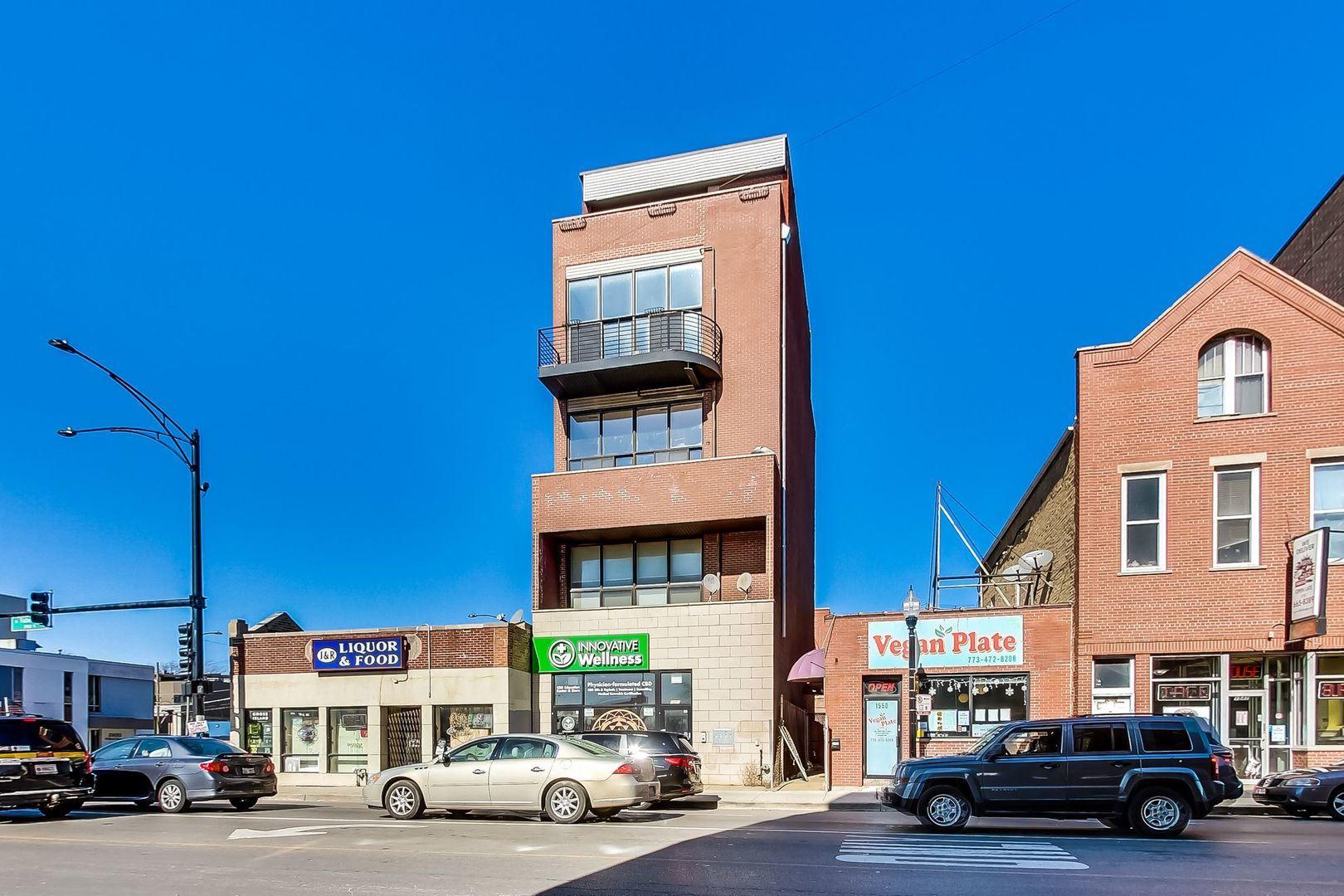 1552 W Fullerton Avenue #4, Chicago, IL 60614 - #: 10653723