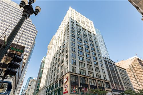 Photo of 8 W Monroe Street #1703, Chicago, IL 60603 (MLS # 10903724)