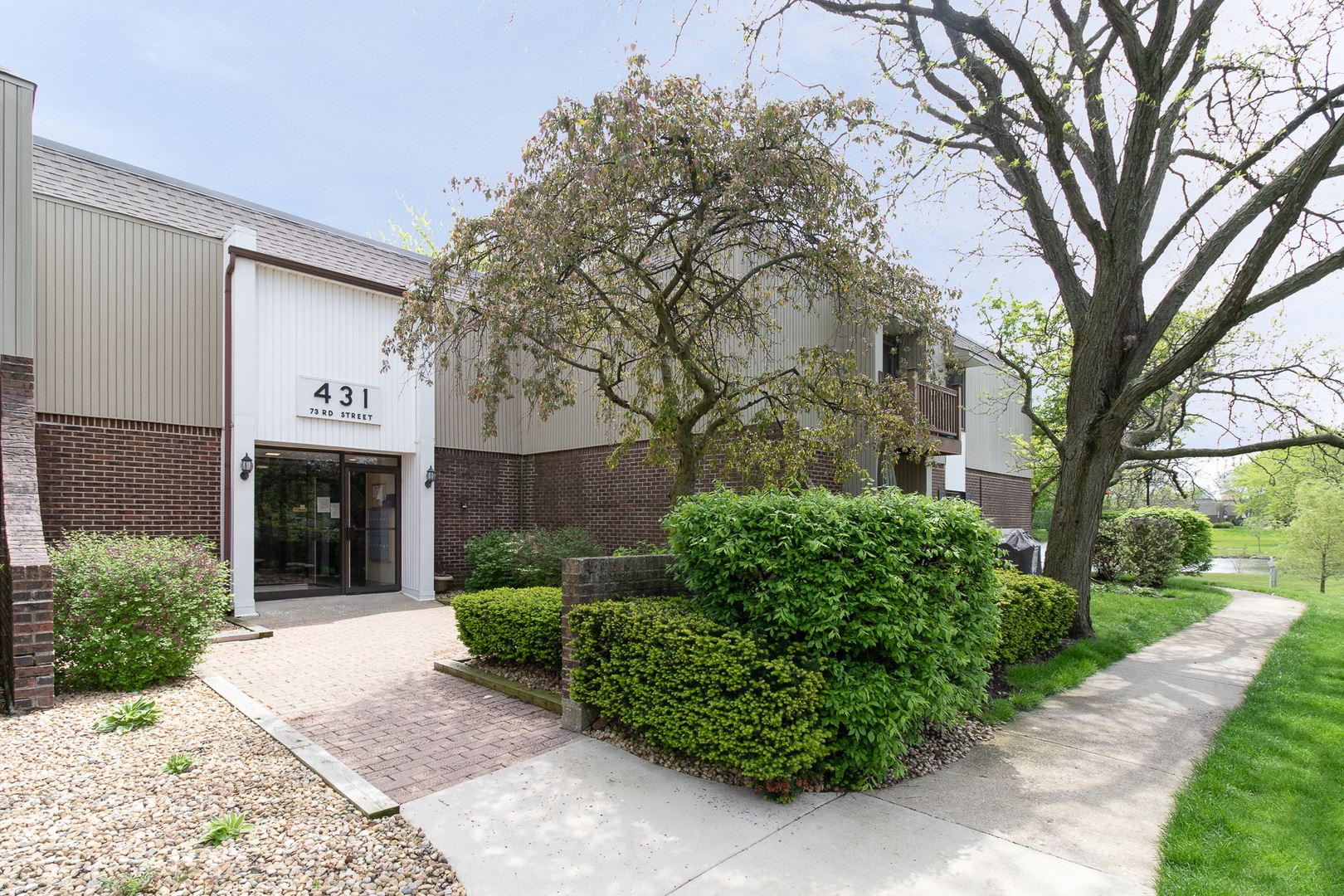 431 73rd Street #202, Downers Grove, IL 60516 - #: 10722725