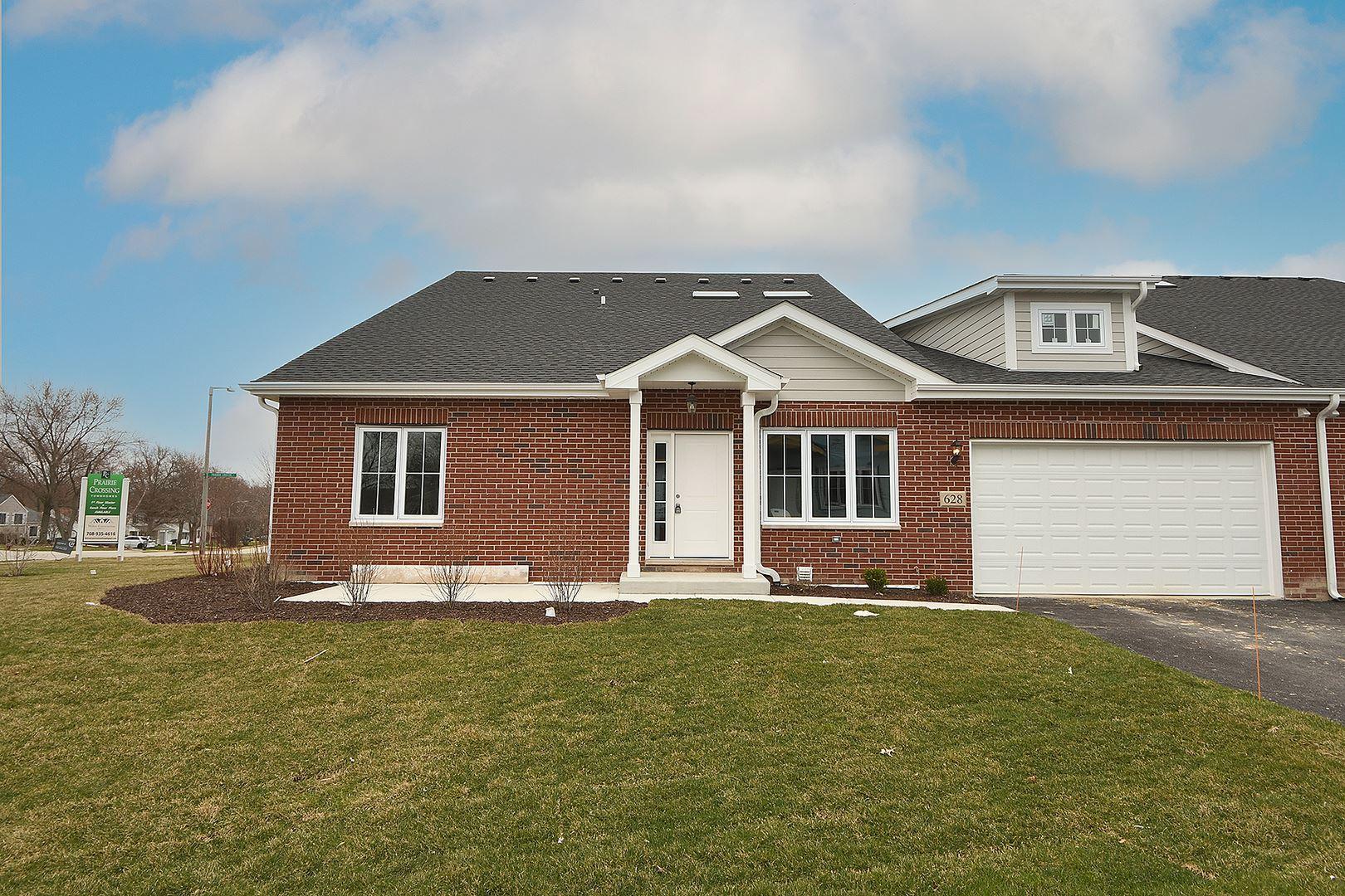 628 Prairie Crossing Drive, New Lenox, IL 60451 - #: 11206725