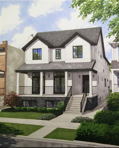 Photo of 4528 N Claremont Avenue, Chicago, IL 60625 (MLS # 10968726)