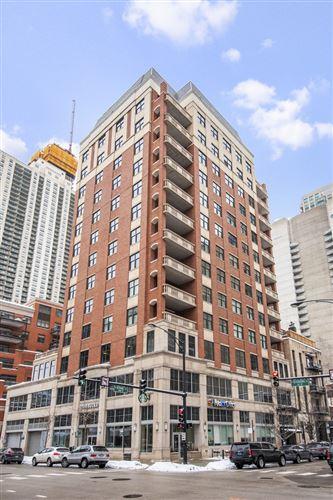 Photo of 30 W ERIE Street #801, Chicago, IL 60610 (MLS # 10995726)