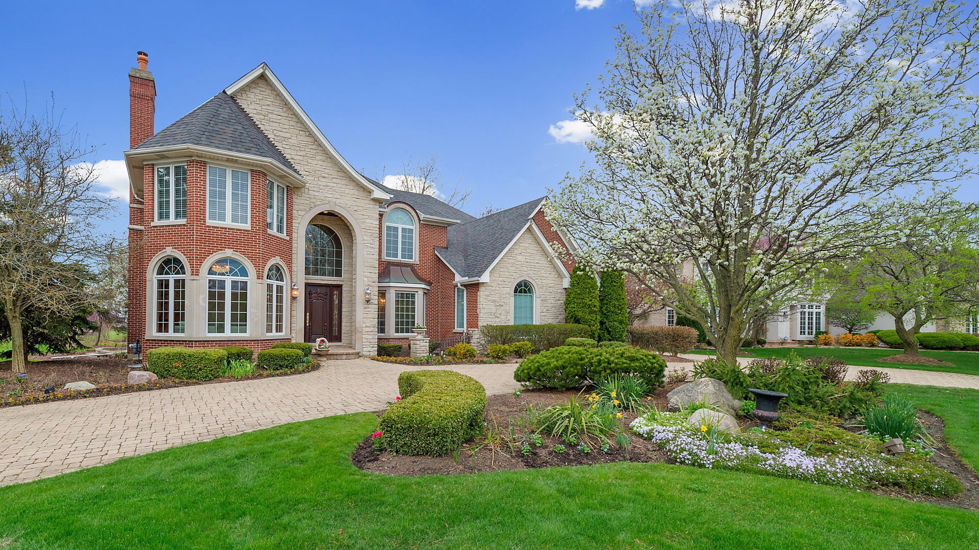 4 Mallory Court, Burr Ridge, IL 60527 - #: 10701726
