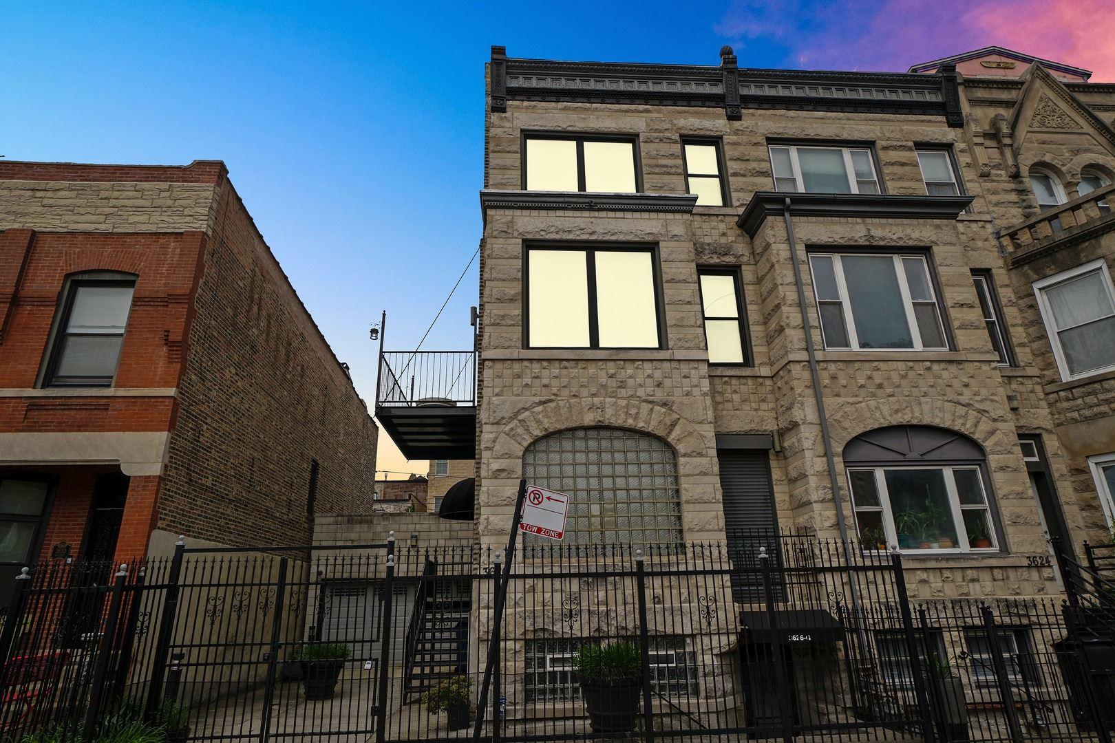 3626 S Calumet Avenue, Chicago, IL 60653 - #: 10703726